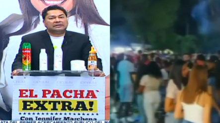 """El Pachá Acusa A Todos Los Padres Y Dice Que Son Los Responsables Del """"Teteo"""""""