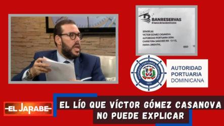"""Marino Zapete: """"El Lío Que Víctor Gómez Casanova No Puede Explicar"""""""