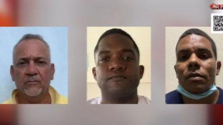 Policía Nacional Apresan Sicarios Que Acribillaron Dos Comerciantes Y Un Militar