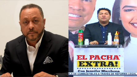 El Pachá Le Reclama A Michael Miguel Porque No Fue Al Omega De Domingo Bautista En El Congreso
