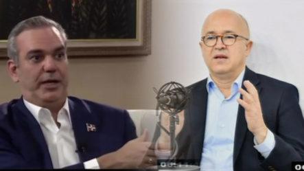 Dominguez Brito Le Dice Al Presidente Abinader Que Cuide Sus Palabras ¡Mira Por Qué!