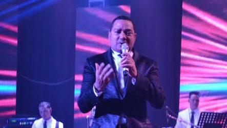 Frank Reyes Vuelve A Presentarse En Los Premios Soberano