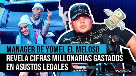 Manager De Yomel El Meloso Rompe El Silencio & Revela Gastos Millonarios Del Artista