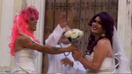 Comunidad LGBT En Cuba Quieren Que Se Les Permita Realizar La Boda De Sus Sueños