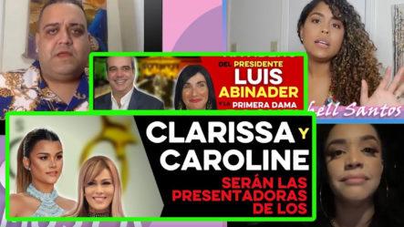 Código Mujer – La Primera Dama – Caroline & Clarisa – La Ross