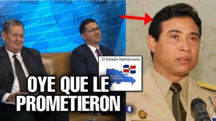 Abogados De Adán Cáceres Preparan Supuesta Demanda Contra El Estado Dominicano