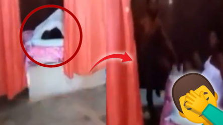Haitiano Encuentra Su Mujer Con Otro En Su Misma Casa Y En Su Cama Para El Colmo