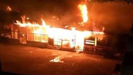 Se Investigan Las Causas Del Incendio Que Afecto La Cárcel La Victoria