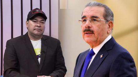 El Pachá Dice Que Teme A Que Danilo Medina Termine Como Antonio Guzmán | Tocando Fondo
