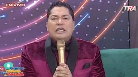 El Pachá Reconoce Como Estrella Por Siempre Porfirio Peralta Director Del Promipyme