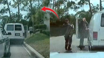 Conductor Le Entra A Tiros A Dos Policías Que Lo Arrestaron En El Condado De Pinellas