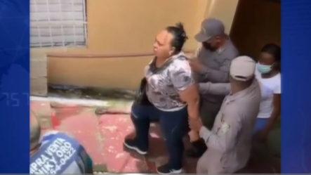 """Dictan Tres Meses De Prisión Preventiva Contra Mujer Que Asesino A Su Hijastro De """"una Pela"""""""