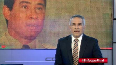 Adán Cáceres Acude A La Justicia Para Que Se Le Conceda Libertad Condicional