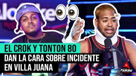 EL CROK VS TONTON 80 – EL DESENLACE FINAL (ENTREVISTA FACE TO FACE)