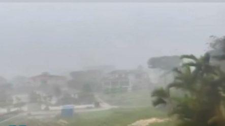 El Huracán Elsa Provoca Daños En Viviendas Y Caída De Árboles En Barbados