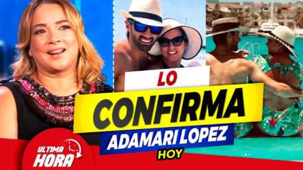 ¡Rompen El Silencio! Adamaris López Y Toni Confirman Todo