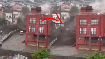 19 Personas Se Encuentran Desaparecidas Tras Un Derrumbe En Japón