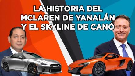 """La Historia Del Mclaren De """"Yanalán"""" Y El Robo De Bienes Incautados En La Procuraduría"""