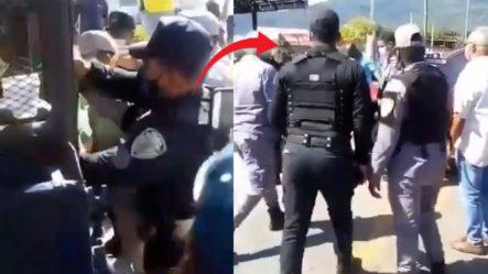Hombre Resulta Herido De Bala En Protesta De Pescadores En Puerto Plata