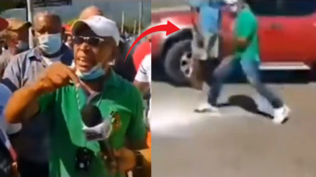 Video Completo Sobre Hombre Que Resultó Herido De Bala En Protesta De Pescadores En Puerto Plata