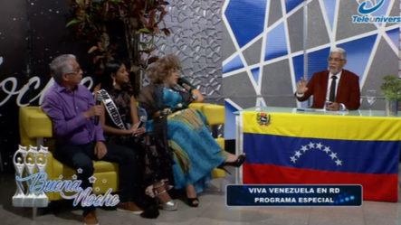 Representante De La Belleza Venezolana E Historia De Venezuela En | Buena Noche