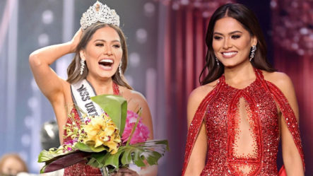 Miss Universo Andrea Meza Pide Terminar Con Los Estereotipos Machistas En México