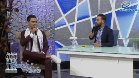 Entrevista A Ovarlyn Torres Miss Internacional De Santiago 2020 2021 | En   Buena Noche