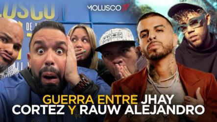 ¡Queeee! TIRADERA Entre Rauw Alejandro Y Jhay Cortéz Explicada Completa
