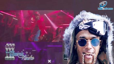 Presentación Musical De Flow Mafia En   Buena Noche