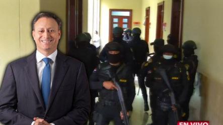 Se Permitirá Periodistas En El Tribunal Del Caso De La Operación Medusa Pero Si Cámaras