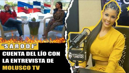 """""""Sarodj"""" Cuenta Del Lío Con La Entrevista De (Molusco TV)"""