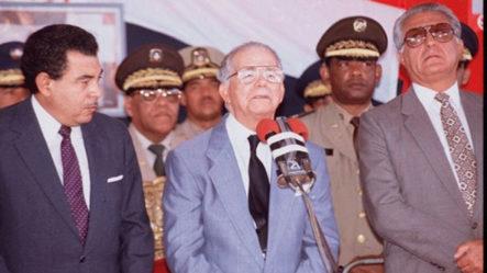 """Con Sus Luces Y Sombras, Balaguer Fue """"el Padre De La Democracia Dominicana"""""""