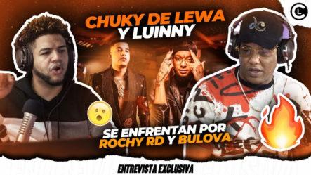 Chuky De Lewa Revela Rochy RD Mando A Onguito Para Tumbar A Santiago Matías