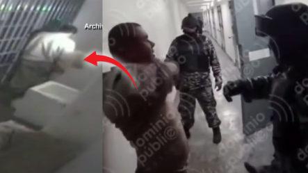 Revelan Imágenes De El Chapo Sin Pantalones Haciendo Sentadillas En La Cárcel