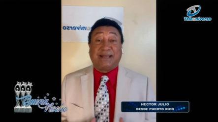Las Principales Noticias Internacionales Con Hector Julio En | Buena Noche