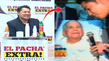19 Años Después De Su Muerte, El Pachá Recuerda Entrevista Al Dr. Balaguer En Bata | El Pachá Extra