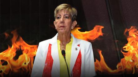"""AMELIA: """"UNA MUJER QUE LUEGO DE ESPOSA ACEPTE SER AMANTE ES UNA RASTRERA"""""""