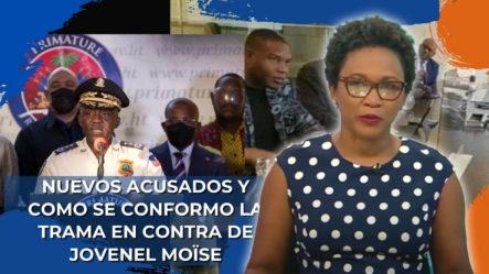 Nuevos Acusados Y Como Se Conformó La Trama En Contra De Jovenel Moïse | La Cosa Como Es