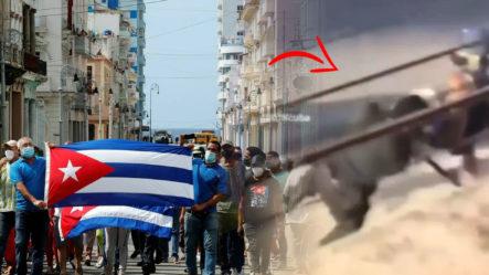 ¡Salen A La Luz! Más Videos Que Reflejan La Represión De Los Manifestantes En Cuba