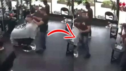 Matones Suecos Matan Brutalmente A Hombre En Una Barbería