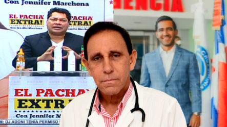El Pachá En Apoyo A Luis Antonio Cruz Jiminián Hijo Sobre La Vacunación   El Pachá Extra
