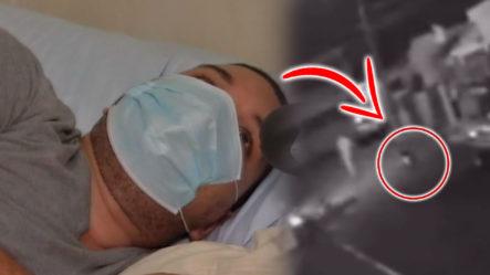 Hombre Queda Parapléjico Tras Unos Disparos Ocasionados Por Un Capitán De La Fuerza Aérea