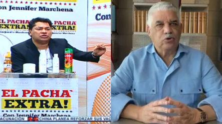 Miguel Vargas Se Tira A La Calle Y Segura Que No Tiene Compromiso Con El PLD   El Pachá Extra