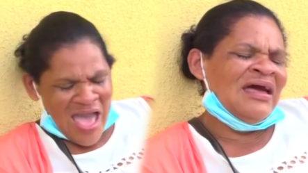 Nadie Consuela A Esta Madre Tras Perder A Su Hija De 23 Años Por COVID-19