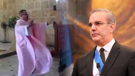 """El Padre De Iglesia """"Las Mercedes"""" Arremete Contra El (PRM). ¡Y De Qué Manera!"""