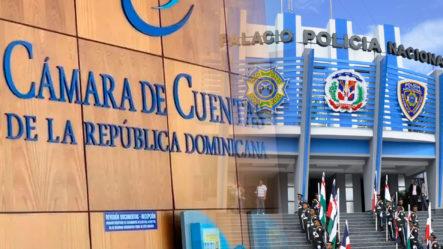 ¡Tiembla Abinader!. Policía Nacional Será Auditada Por La Cámara De Cuentas | El Pachá Extra