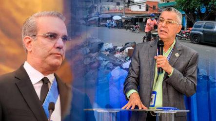 El Pachá Pide A Luis Abinader Intervenir Alcaldía Santo Domingo, Dirigida Por Manuel Jiménez   El Pachá Extra