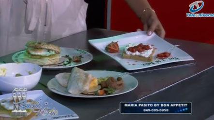 Delicias En La Cocinilla Joven En | Buena Noche
