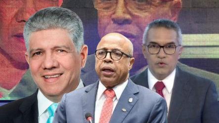 El PRM Decide Ratificar Los Bufetes Directivos De La Cámara Legislativa