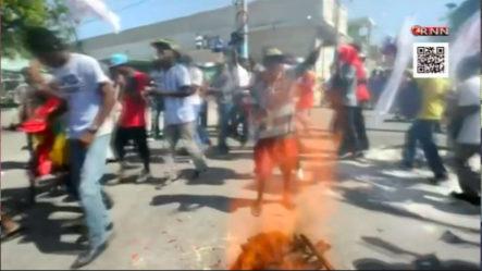 En Haití Estalla La Protesta Por La Muerte De Jovenel Moise